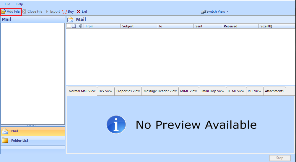 google takeout to outlook converter