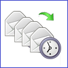 Batch moving files from Evolution into Outlook