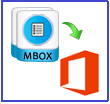 Export MBOX to Office 365