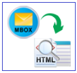 Mac MBOX to HTML migration