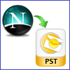 Move Netscape file to MS Outlook