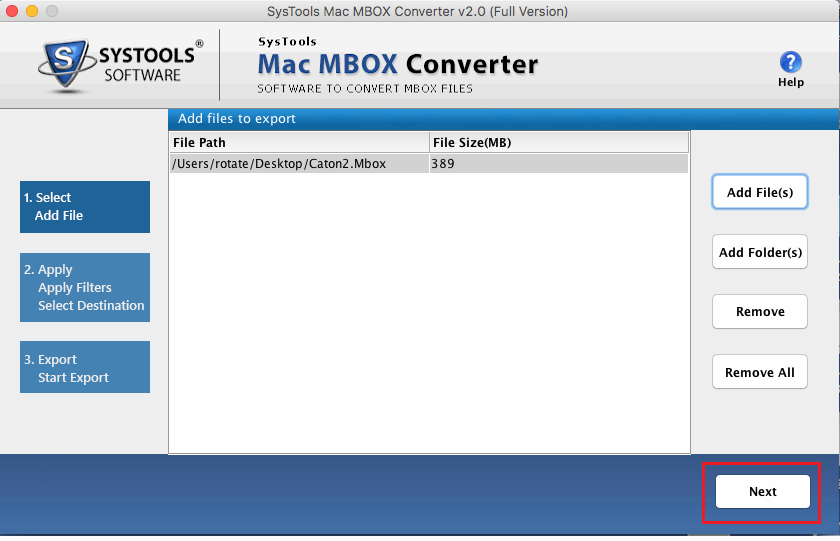 SeaMonkey to Outlook Converter For Win & Mac to Export